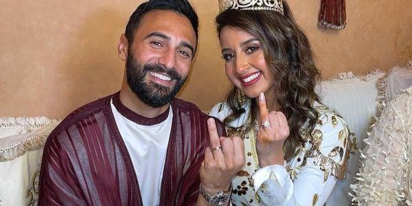 الحب والبضاض.. الكوايري اللبناني نادر مطر تزوج بمغربية – تصاور