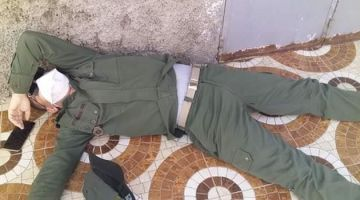 شخص شرمل مخزني بجنوية فمدينة فاس