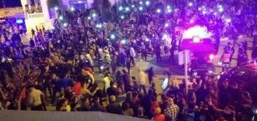 اعتقال جوج شباب بسباب احتجاجات الفنيدق خلا الساكنة غضبانة على السلطات