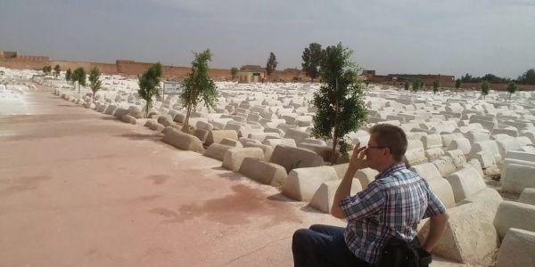 المقابر اليهودية فبلادنا .. شاهدة على تاريخ طويل ديال العيش المشترك بين لمغاربة كاملين
