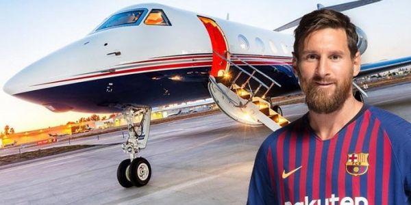 رئيس الأرجنتين كرا الطيارة ديال ميسي باش يمشي للمكسيك