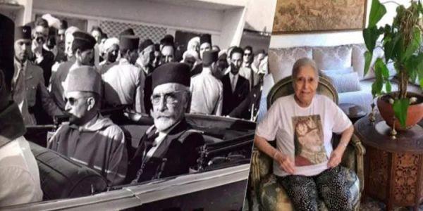 بنت اخر باي حكم تونس ماتت فكازا