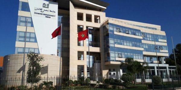 جامعة محمد الخامس جات الأولى على المستويين الوطني والمغاربي في تصنيف 2021-2022