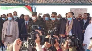 هادي جابتليهم تمام.. السلطات الموريتانية رفضات ترخص لمظاهرة داعمة للبوليساريو فبير أم اگرين