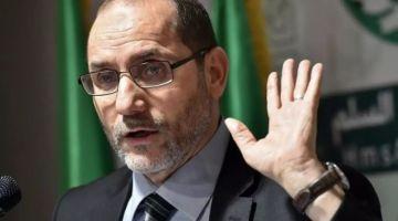 """اسلامي جزايري  هاجم المغرب : """"خاص المغاربة يختارو بين التطبيع او اتحاد المغرب العربي"""""""