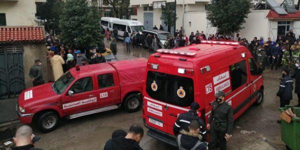 """حصيلة ثقيلة.. ارتفاع عدد ضحايا كارثة """"وزين البرانص"""" لـ26 ديال الموتى و مصادر تتحدث عن 32 ضحية"""