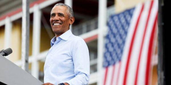 سبرديلة باراك أوباما اللي ما عمرو لبسها معروضة للبيع بـ25 ألف دولار – تصويرة وتغريدة