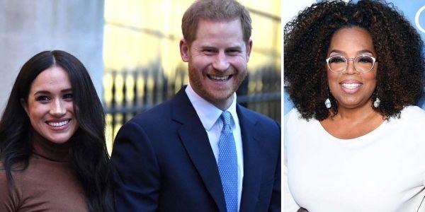 أوبرا وينفري: حواري مع الأمير هاري ومراتو ميكَان هو الأفضل فمسيرتي