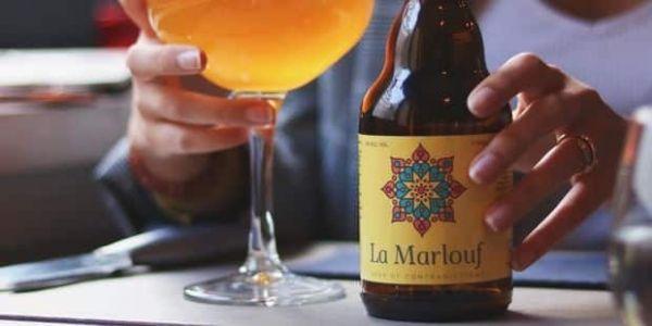 بلجيكا : شاب مغربي صنع بيرة كتجمع بين الذوق المغربي و الصناعة البلجيكية
