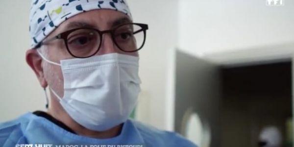 برنامج على ترامي المغربيات مع طبيب تجميل صبح منوض حالة بين الفرانساويين – تغريدات