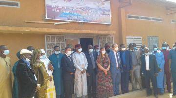 بحضور وزارة الفلاحة المغربية ودعمها. إنشاء وحدة للتكنولوجيا الجيولوجية والرقمنة فالنيجر