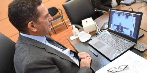 تفاصيل اجتماع أمزازي مع وزير التربية الإسرائيلي – تدوينة و تصاور