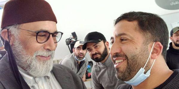 محمد خيي: شكرا لكَاع التقنيين المغاربة اللي كيخدمو من نيتهم باش يزيدو بالدراما ديالنا لقدام – تدوينة