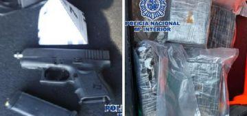 اسبانيا : بزناس كوكايين مغربي رون مدينة كاملة