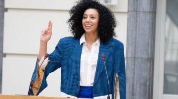 نايضة على نائبة من أصل مغربي فبلجيكا بسباب شبهة اختلاس جمعياتها لفلوس دعم انتخابي