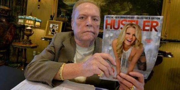 """مول مجلة البورنو """"هاسلر"""" المعروف بـ""""ملك الإباحية"""" مات"""