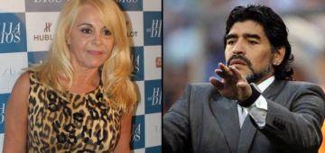 طليقة مارادونا تاهمات المحامي ديالو باختطافو ومنع بنتو أنها تشوفو ملي كان مريض