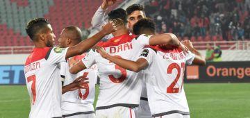 الوداد دازت لربع النهاية ديال كأس العرش بفوز كبير على سريع واد زم