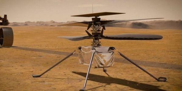 """من بعد نجاحها اللول.. """"نـازا"""" مددات من المدة ديال مهمة الإيليكوبتر """"Ingenuity"""" فـ المريخ"""