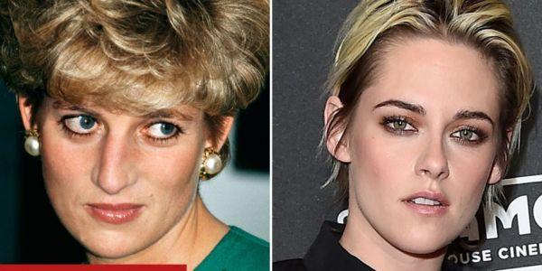 الممثلة كريستين ستيورات دارت دور الأميرة ديانا ف فيلم جديد كيدوي على قصة حياتها