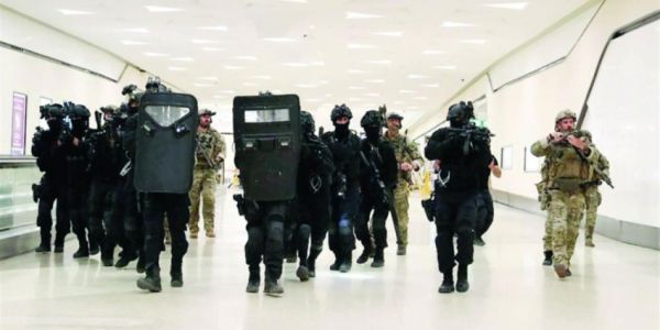قوات أمنية وعسكرية مغربية غادي تشارك فـ تأمين مونديال قطر 2020