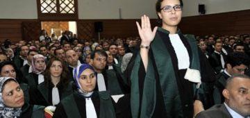 """فاليوم العالمي لحقوق لمرا.. """"نادي قضاة المغرب"""": خاص الاهتمام بظروف الخدمة ديال المرأة القاضية وتخفيف الثقل عليها"""