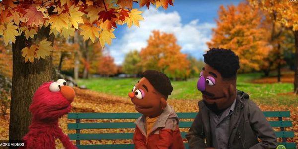 """لمحاربة العنصرية.. مونيكات سمرين لأول مرة ف سلسلة """"شارع سمسم Sesame Street"""""""