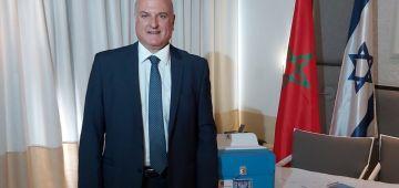 """السفير الإسرائيلي فـ المغرب لوكالة """"إيفي"""": تل أبيب كتدعم الحل السلمي المبني على المفاوضات المباشرة بين أطراف النزاع فـ الصحرا"""