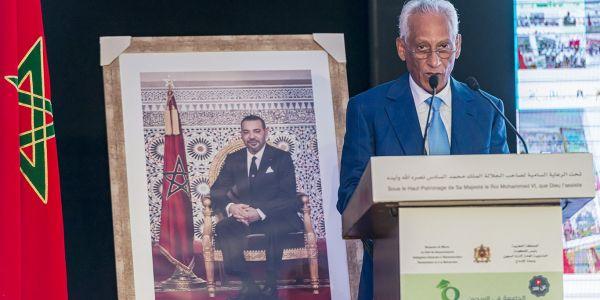التامك لواتربوري: طيحتي براسك وراه المغرب دولة مستقلة تتمتع بفصل صارم بين السلطات
