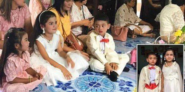 فهم تسطى.. تايلاند زوجو 2 خوت توام عندهم 5 سنين لسبب غريب