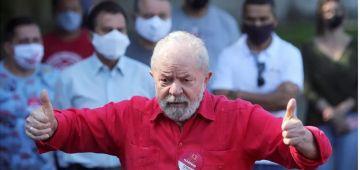 البرازيل. المحكمة العليا لغات الأحكام ضد الرئيس السابق لولا دا سيلڤا.. و يقدر يترشح ف الانتخابات الجاية