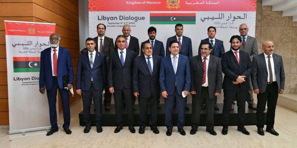 بعد تشكيل الحكومة المؤقتة..وفد مغربي رفيع المستوى غادي لطرابلس لافتتاح سفارة المملكة