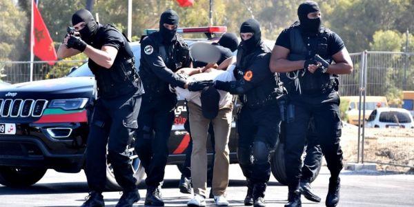 """فرقة مكافحة العصابات """"BAG"""".. بعبع المجرمين اللي هي من أقوى الأسلحة فالمخطط ديال حموشي ف محاربة الجريمة"""