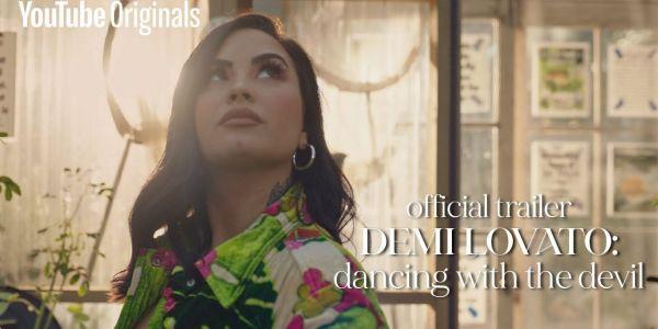 """المغنية الأمريكية ديمي لوڤاتو ف وثائقي جديد: رجعت من الموت من بعد واحد ال""""أوفر ضوز""""! – فيديو"""
