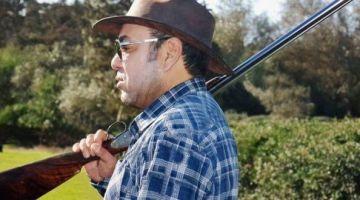 الملك ف رحلة ديال الصيد نواحي فاس