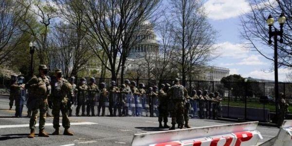 مقر الكونكَرس الأمريكي تسد بسباب تهديد أمني – فيديوهات