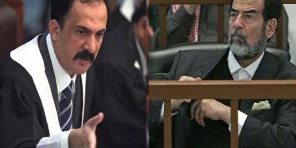 القاضي اللي كان حكم على صدام حسين بالإعدام مات بسباب كورونا