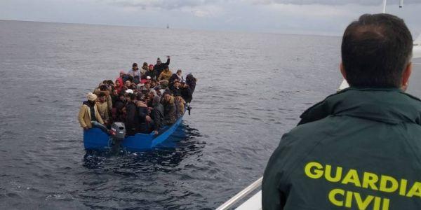 الصبليون: خفر السواحل والحرس المدني عتقو 39 حراگ مغربي من بينهم أطفال