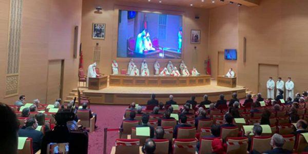 المجلس الأعلى للسلطة القضائية بدا مناقشة ملفات تأديبية لـ5 ديال القضاة وعين نائب للرئيس الأول لمحكمة النقض