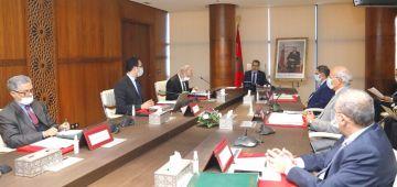 اللجنة الوزارية المكلفة بتفعيلالطابع الرسمي للأمازيغية بدات أول اجتماعها.. رئيس الحكومة: هذا يوم تاريخي