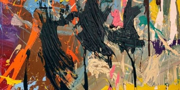 كوبل خسر لوحة فنية ساوية 500 الف دولار