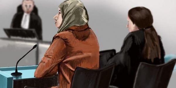 الحكم على مغربية فهولندا بربع سنين بسباب داعش وتجريدها من الجنسية