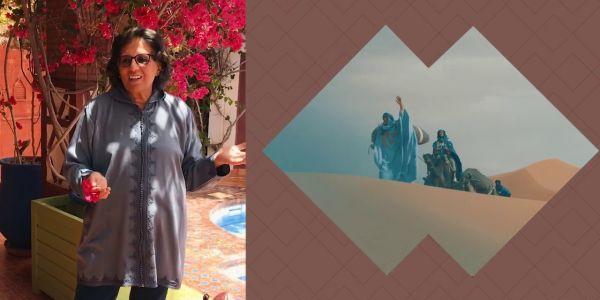 للمرة الثانية. انتخاب فاطمة أكَوجيل على راس جمعية دار الضيافة بورززات