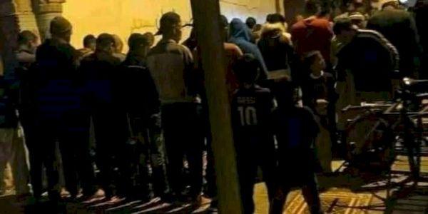 فاس. التحريض على إقامة الصلاة ف الشارع بالليل.. عدد الموقوفين وصل لـ11 شخص