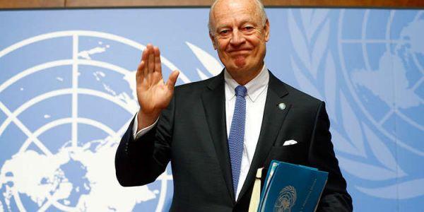 """مبعوث الأمم المتحدة السابق ف سوريا """"ستيفان دي ميستورا"""" مرشح يكون مبعوث أممي جديد لملف الصحرا"""