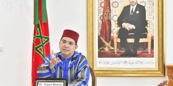 اخطاء بوريطة القاتلة فزمن العدوان الاسرائيلي. حط المغرب ورئيس لجنة القدس لي هو الملك فموقف حرج