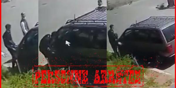 استنفار عند بوليس مراكش من بعد نشر فيديو على شفرة ديال طوموبيل.. تشد واحد من موالين الفعلة و كيقلبو على الثاني
