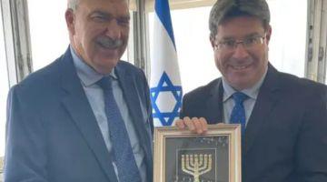 رئيس مكتب المغرب فإسرائيل: الرحلات بين البلدين غيبداو مورا رمضان