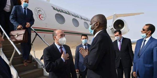 نظام العسكر مزال كيحاول يتقرب اكثر من موريتانيا.. وزير الداخلية الدزايري مشا اليوم ل نواكشوط
