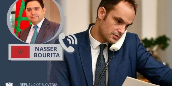 مكالمة بين بوريطة و وزير خارجية سلوڤينيا.. و هضرو ف قضايا كثيرة